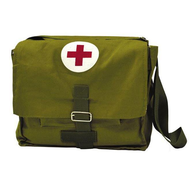 укладка санитарной сумки