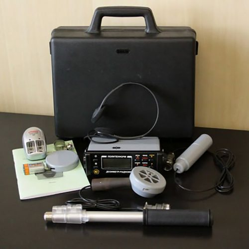 Дозиметр-радиометр ДРБП-03