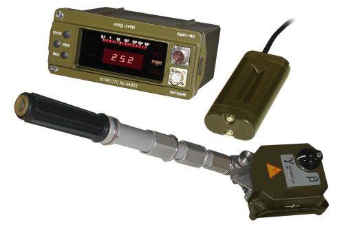 Измеритель мощности дозы ИМД-2НМ