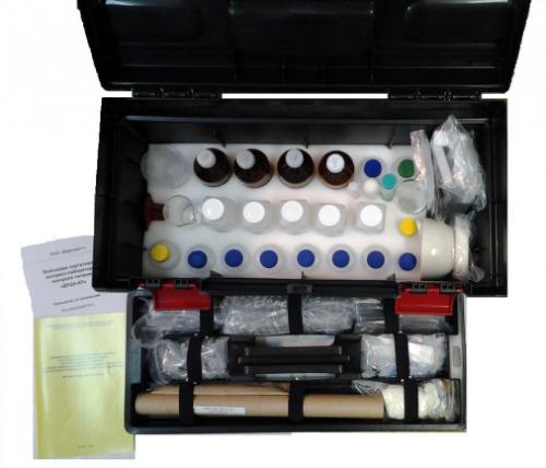 Войсковая портативная экспресс-лаборатория контроля питания ВПЭЛ-КП