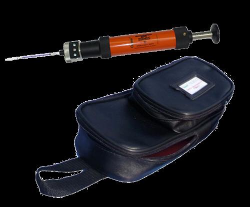 Насос-пробоотборник ручной НП-3М (в футляре-сумочке с комплектом ЗИП)