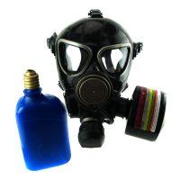 Противогаз ГП-7ВМБ с ФПК ГП-7БК и питьевым устройством