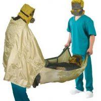 Носилки медицинские мягкие бескаркасные огнестойкие «Шанс»