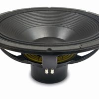 EIGHTEEN SOUND 21NLW9001/8 — 21″ динамик, неодим, 8 Ом, 1800 Вт AES, 96dB, 24…1500 Гц