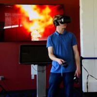 Обучение действиям при ЧС на VR-тренажере